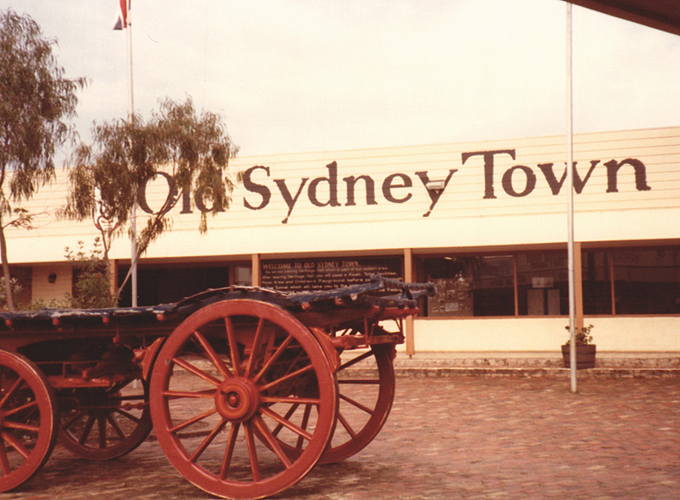 Old Sydney Town.