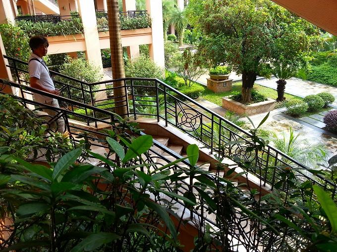 東莞ソフィテルホテル1(Hotel sofitel in Dongguan.)