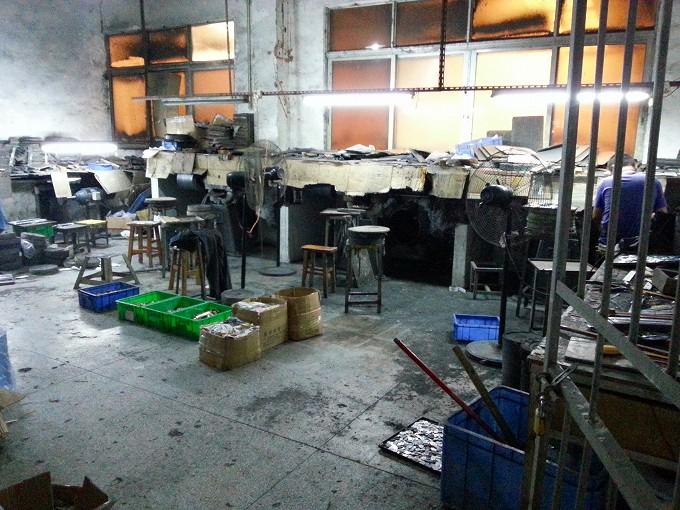 東莞工場4(Dongguan factory.)