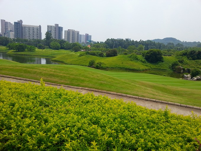 東莞→九龍1(Dongguan → Kowloon.)