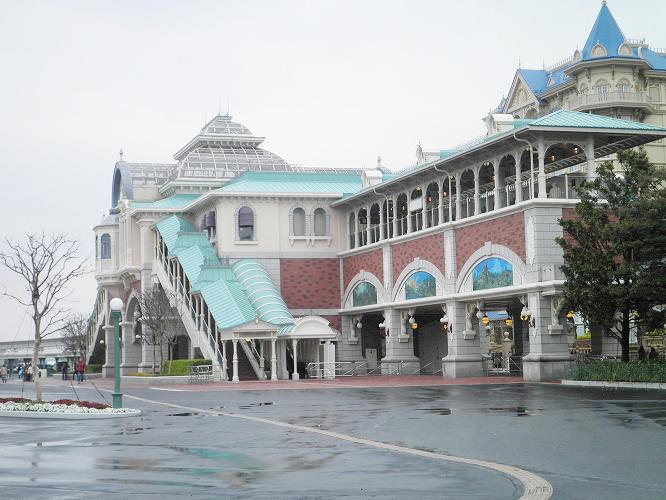 東京ディズニーランド・ステーション - 東京ディズニーランド周辺(Around Tokyo Disneyland.)