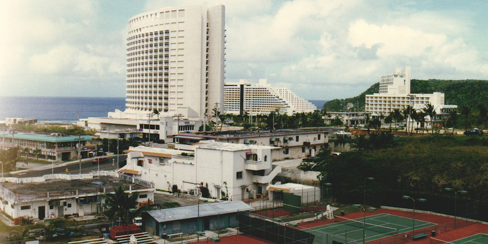 Tumon Guam, USA.