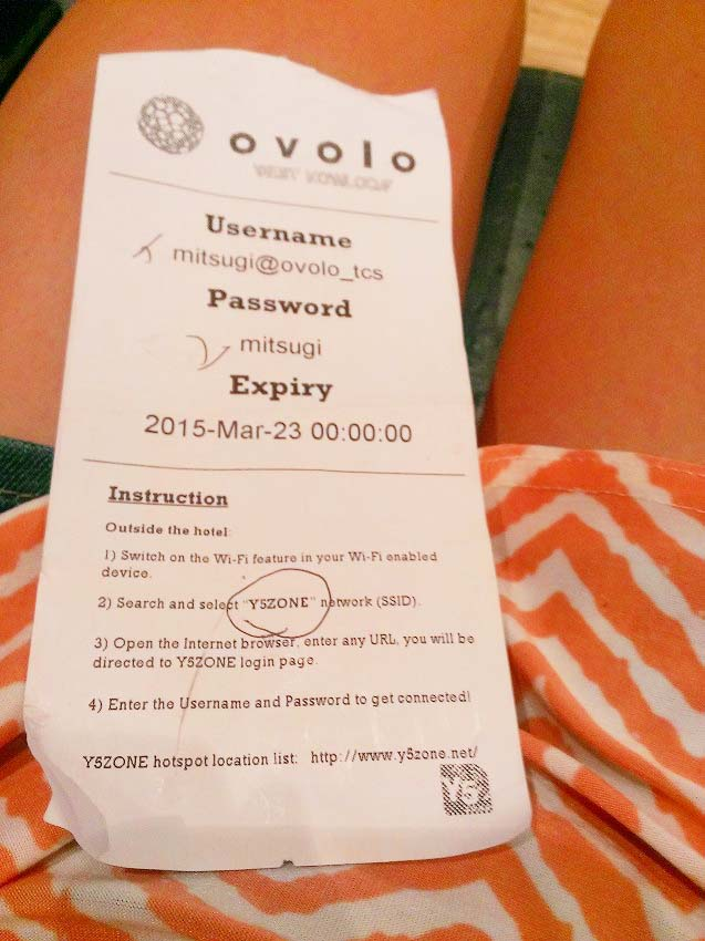 オボロ ウェスト カオルーン(Hotel Ovolo West Kowloon.)
