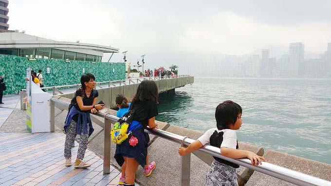 天星碼頭(Star Ferry Pier.)