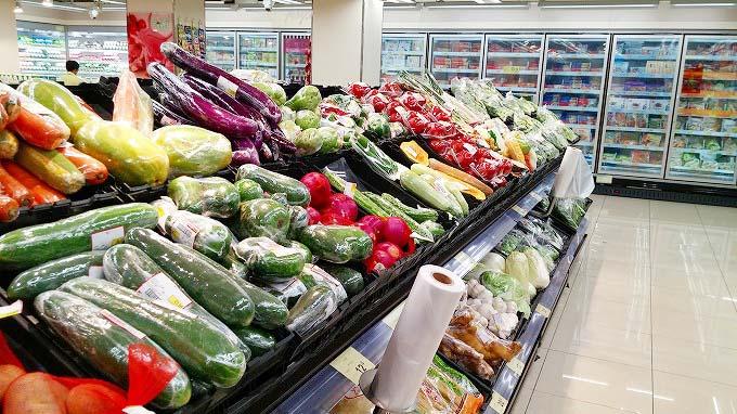惠康スーパーマーケット(惠康超級市場・Hui kang Wellcome Supermarket.)