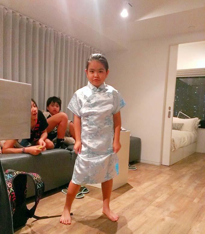 チャイナドレス(旗袍 Qipao)