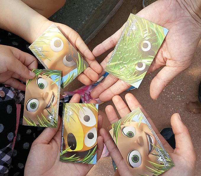 ディズニーキャラクターのチケット - 香港迪士尼樂園 Part1(Hong Kong Disneyland.)