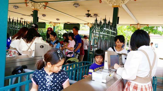 ゲートを通って…。- 香港迪士尼樂園 Part1(Hong Kong Disneyland.)