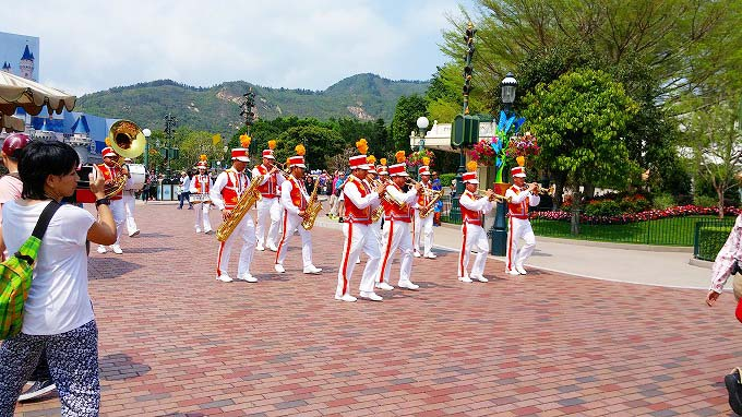 香港迪士尼樂園 Part2(Hong Kong Disneyland.)