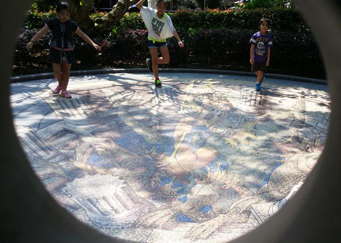 ミスティック・マナー。香港迪士尼樂園 Part3(Hong Kong Disneyland.)