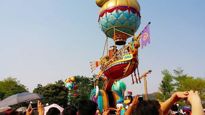 パレード 香港迪士尼樂園 Part4(Hong Kong Disneyland.)