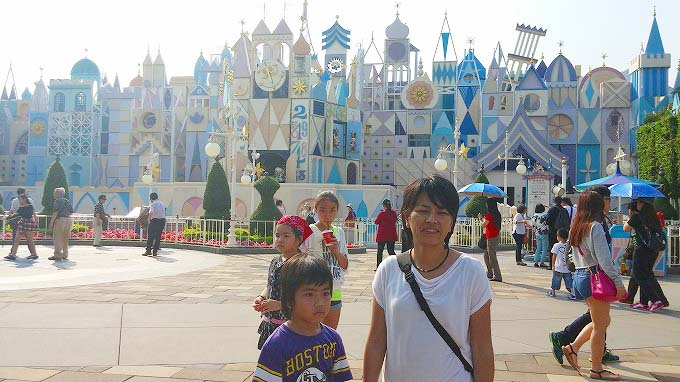 香港迪士尼樂園 Part5(Hong Kong Disneyland.)