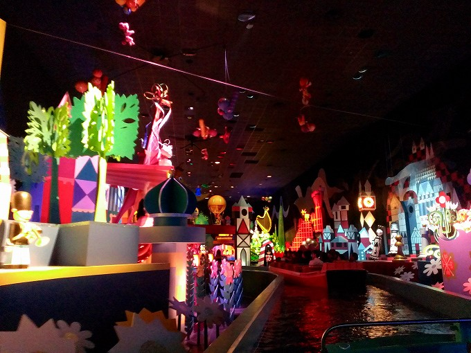 it's a small world。香港迪士尼樂園 Part5(Hong Kong Disneyland.)