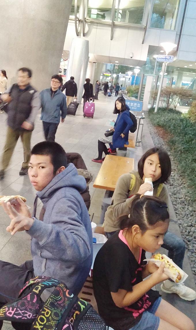 腹ごしらえFirst - ティーンズ・トライアウト(Teens try out self-trip.)