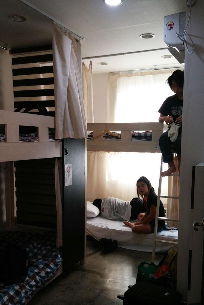 客室内 - Inno Hostel & Pub Lounge Hongdaeの朝