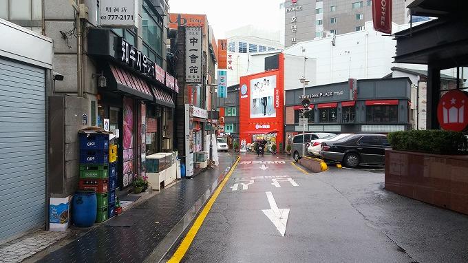 南山を下る - 明洞中区(チュング)散策(Walk in Myeong-dong.)