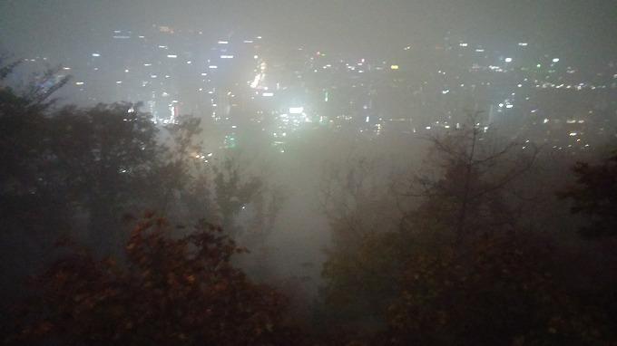 ソウルの景色 - Nソウルタワー(N Seoul Tower.)