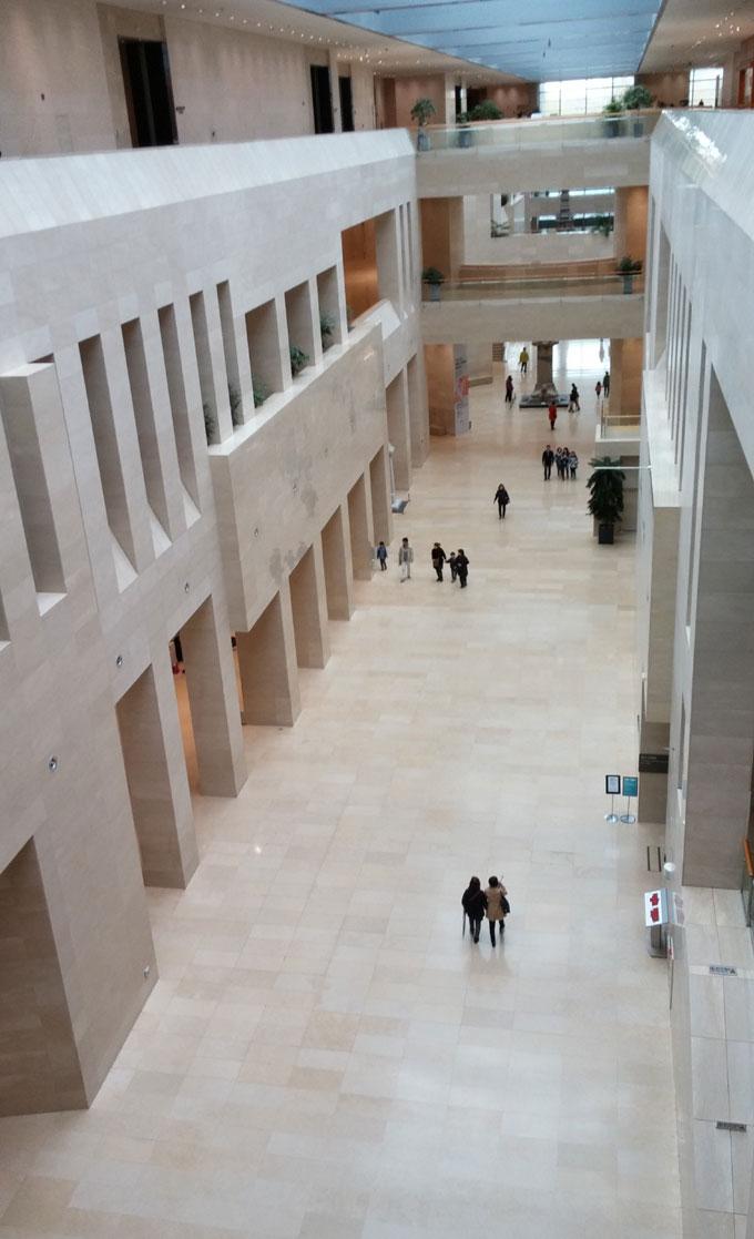 国立中央博物館(National Hangeul Museum.)