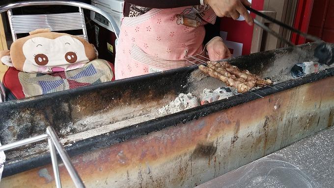 羊肉串(ヤンロウチュアン) - 仁川中華街・買食