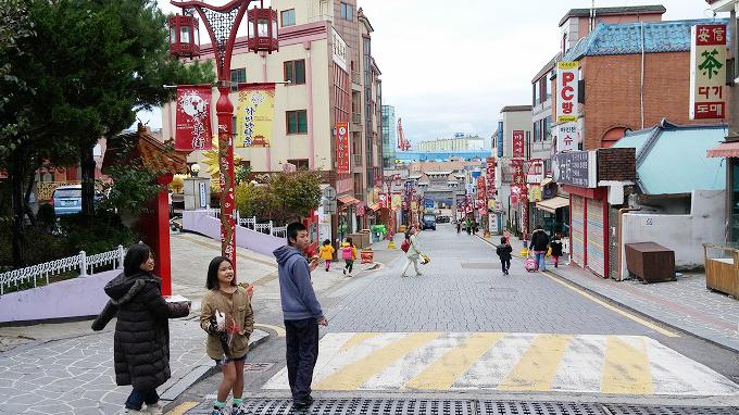 メインストリート - 仁川中華街・買食
