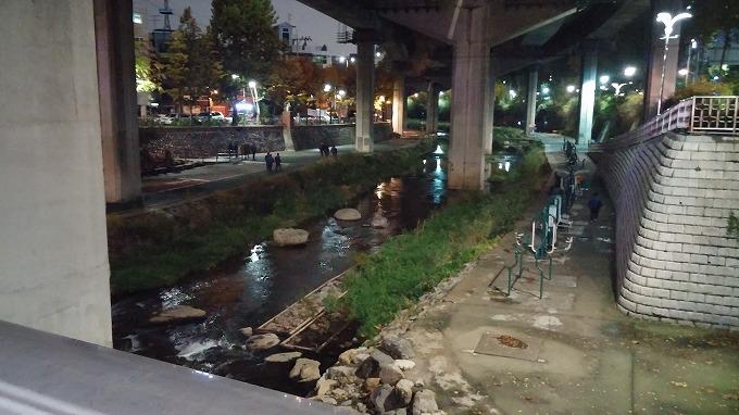 高速道路の下の川 - ザ・グランドスイート(The Grand Suite Seoul.)