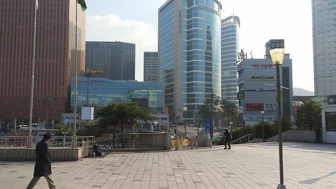 韓国ソウル・南大門市場(ナンデムンシジャン)