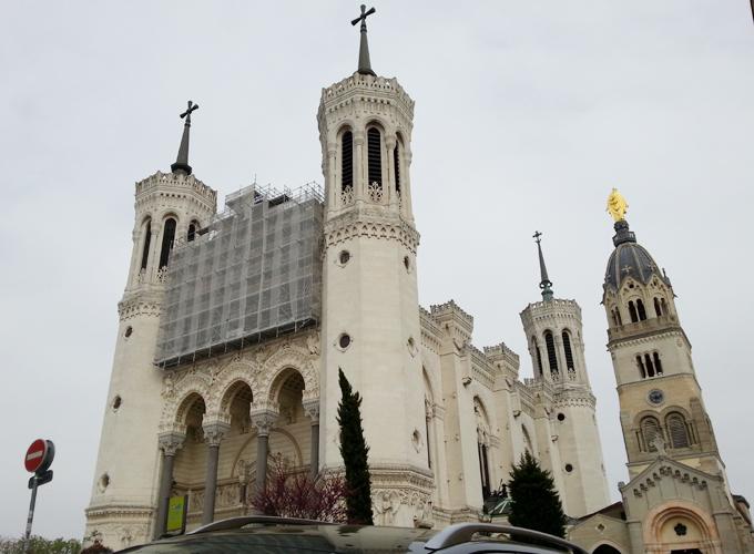 ノートルダム・ド・フルヴィエール大聖堂