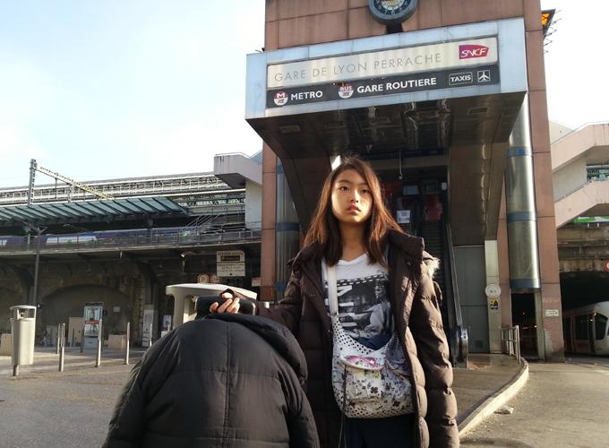 リヨン・ペラーシュ駅(Gare de Lyon Perrache)