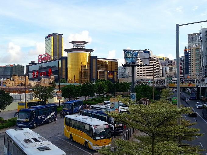 マカオ入国(澳門/Macau)