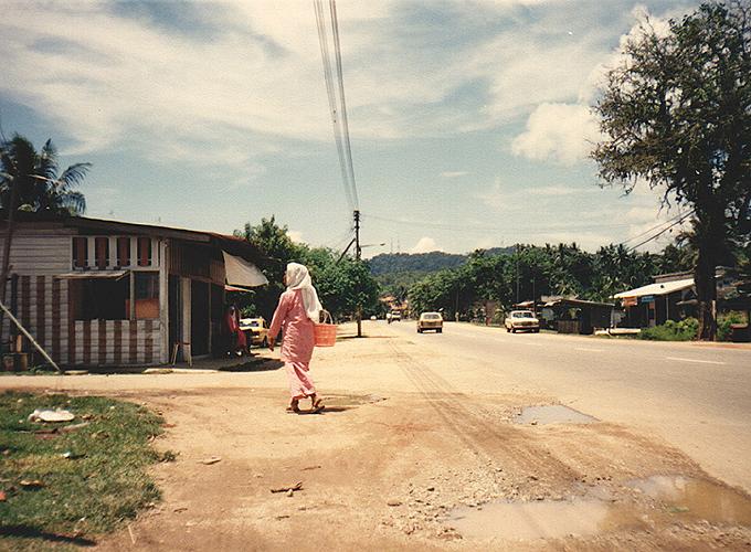 village in malaysia.