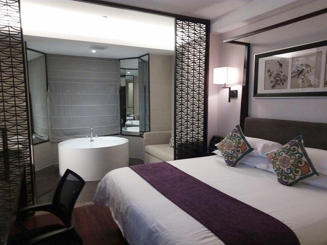 ベッドルーム/ ナラダブティックホテル上海ホンコウ