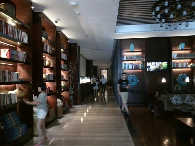 フロントロビー/ ナラダブティックホテル上海ホンコウ