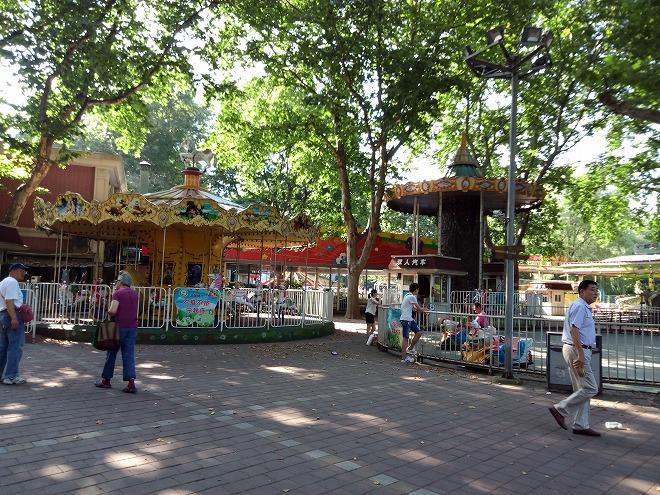 魯迅公園。