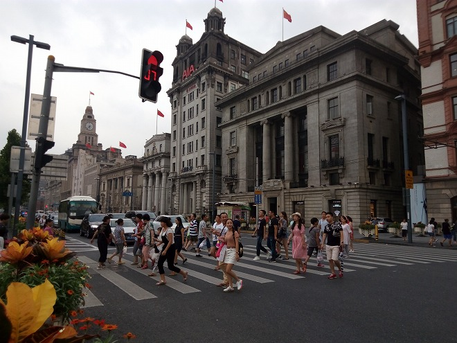 北京東路。