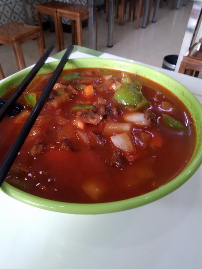 上海虹口・街食