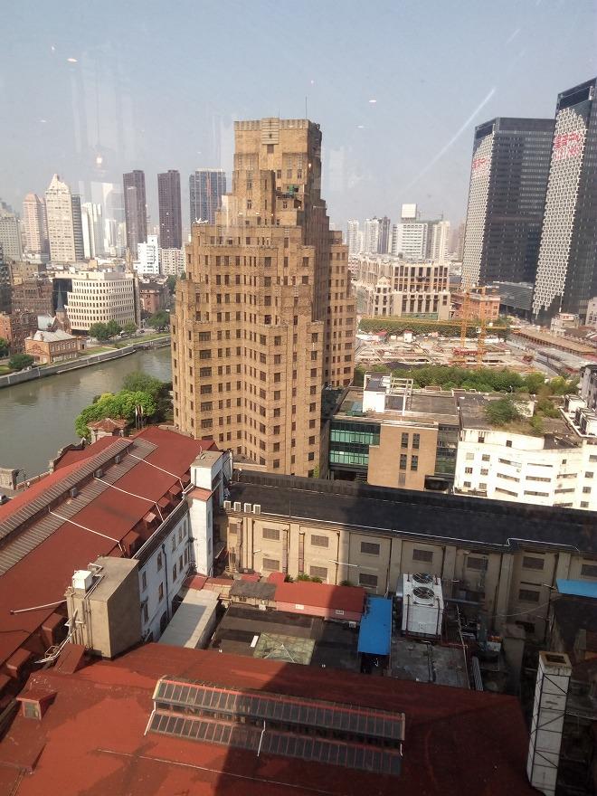 上海最後の週末