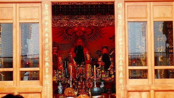 商売の神様「關聖帝君」行天宮(Xin Tian Gong.)