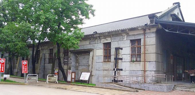 煙草工場と誠品(cheng pin.)