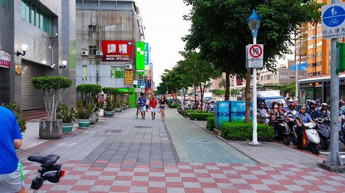 忠孝復興駅→中正紀念堂(zhongzheng jiniantang.)