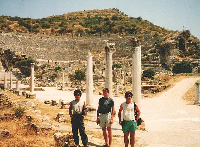 4guys in Ephesus Izmir.