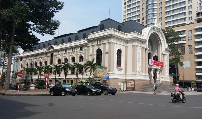 サイゴン・オペラ・ハウス(Saigon Opera House)