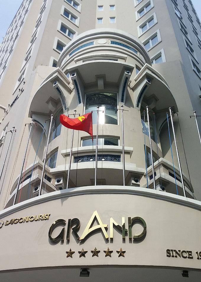 SAIGON TOURISTの「GRAND」。