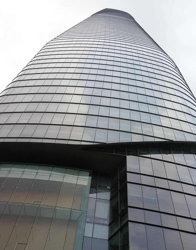 ビテクスコ・フィナンシャルタワー(Bitexco Financial Tower)