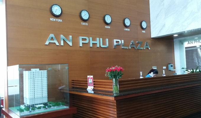 AN PHU Plaza.