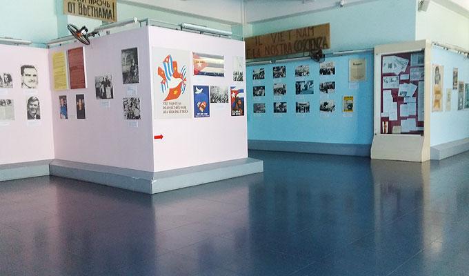 戦争証跡博物館(War Remnants Museum.)