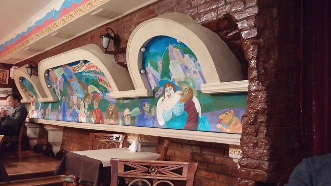 ロシア料理レストラン・ポルトフランコ(Portofranko)