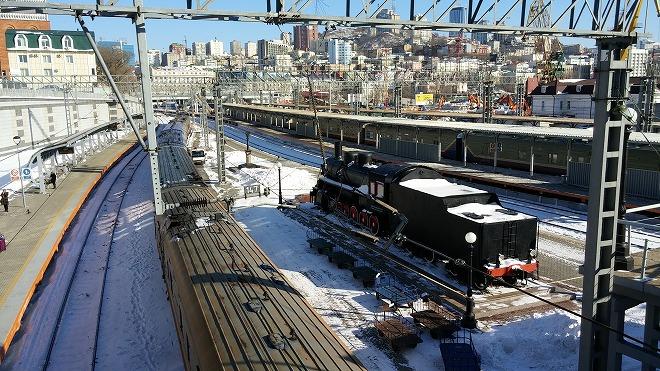 ウラジオストク港フェリー旅客ターミナル