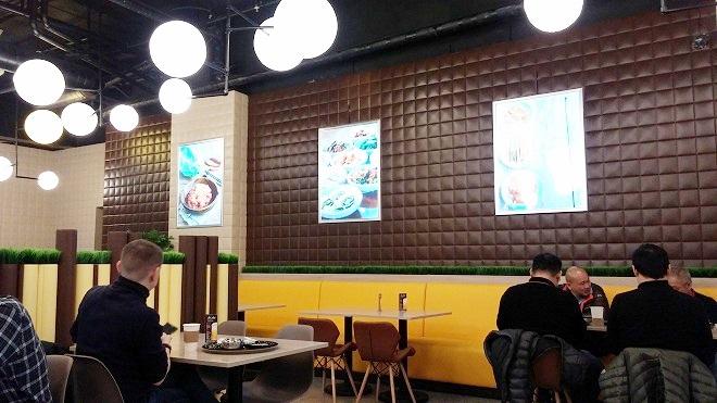 韓国料理のファーストフード