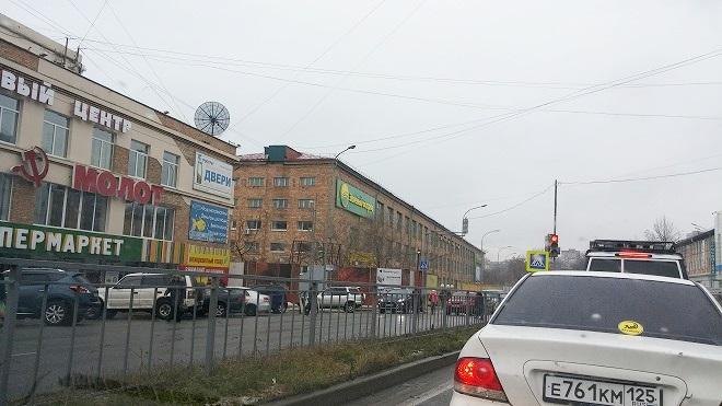 ウラジオストク・ドライブ