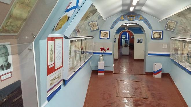 S-56潜水艦博物館